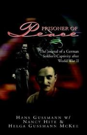 Cover of: Prisoner of Peace