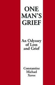 Cover of: One Man's Grief