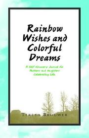 Cover of: Rainbow Wishes and Colorful Dreams