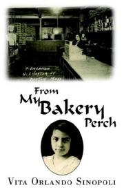Cover of: From My Bakery Perch