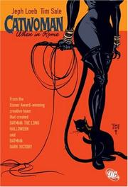 Cover of: Catwoman: When in Rome (Batman)