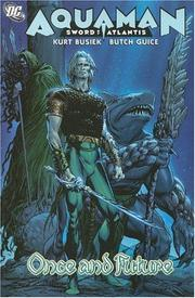 Cover of: Aquaman: Sword of Atlantis, Vol. 1 | Kurt Busiek