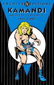 Cover of: Kamandi Archives, Vol. 2