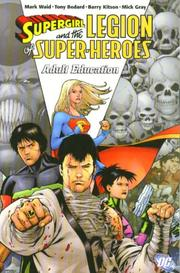 Cover of: Supergirl and the Legion of Super-Heroes: Adult Education