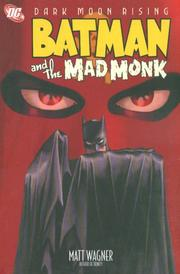 Cover of: Batman and the Mad Monk