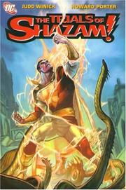 Cover of: Trials of Shazam: Volume 1 (Shazam)
