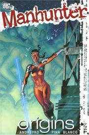 Cover of: Manhunter, Book 3
