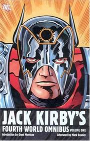 Cover of: Jack Kirby's Fourth World Omnibus, Vol. 1