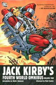 Cover of: Jack Kirby's Fourth World Omnibus, Vol. 2