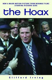 Cover of: HOAX, THE