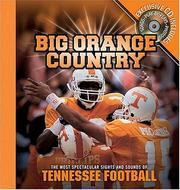 Cover of: Big Orange Country