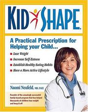 Cover of: KidShape