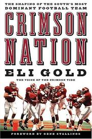Cover of: Crimson Nation