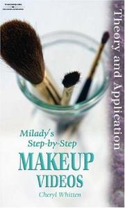 Cover of: Milady's Step-By-Step Makeup Videos and Course Management Guide