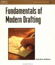 Cover of: Fundamentals of Modern Drafting