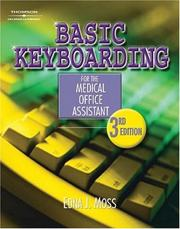 Cover of: Basic Keyboarding for the Medical Office Assistant