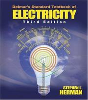 Cover of: Delmar's standard textbook of electricity
