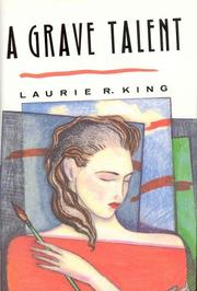 Cover of: A Grave Talent