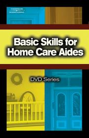 Cover of: Basic Skills for Home Care Aides DVD #3