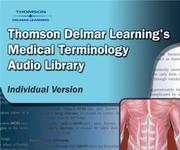 Cover of: Delmar Learning?s Medical Terminology Audio Library Individual Version