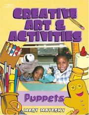 Cover of: Creative Art & Activities | Mary Mayesky