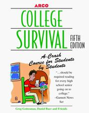 Cover of: College Survival 5th ed
