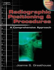 Cover of: Radiographic positioning and procedures |
