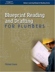 Cover of: Blueprint Reading and Drafting for Plumbers (Delmar Learning Blueprint Reading Series)