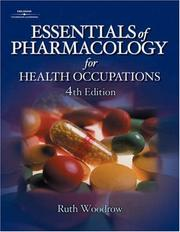 Cover of: Essentials Of Pharmacology For Health Occupations, Web Tutor On Webct