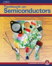 Cover of: Textbook on Semiconductors