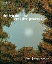 Cover of: Design and the Creative Process