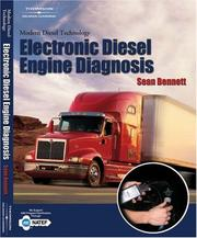 Modern diesel technology by Sean Bennett