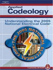 Cover of: Applied Codeology