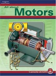 Cover of: All About Motors