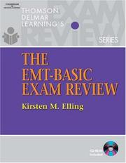 Cover of: The EMT Basic Exam Review (Exam Review Series)