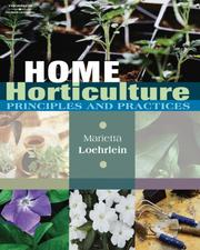 Cover of: Home Horticulture