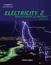 Cover of: Electricity 2