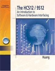 Cover of: The HCS12/9S12 by Han-Way Huang