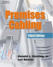 Premises cabling by Donald J. Sterling