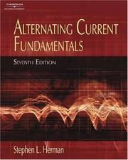 Cover of: Alternating Current Fundamentals