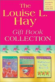 Cover of: The Louise Hay Gift Book Collection