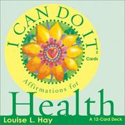 Cover of: I Can Do It Cards, Health (I Can Do It Cards)