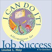 Cover of: I Can Do It Cards, Success (I Can Do It Cards) | Louise L. Hay