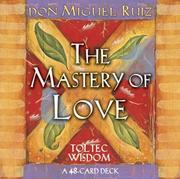 Cover of: Mastery of Love Cards (Small Card Decks)