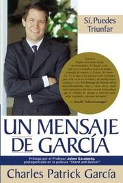 Cover of: Un Mensanje De Garcia/A Message From Garcia