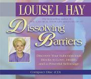 Cover of: Dissolving Barriers