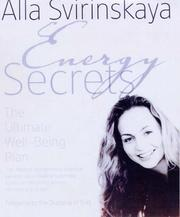 Cover of: Energy Secrets