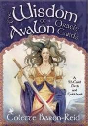 Cover of: The Wisdom of Avalon Oracle Cards