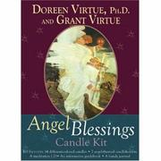 Cover of: Angel Blessings Candle Kit | Doreen Virtue