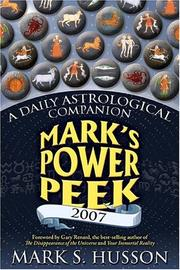Cover of: Mark's Power Peek 2007